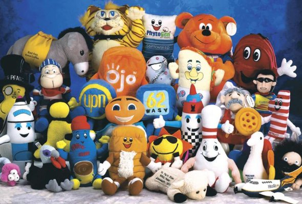 Production of mascots